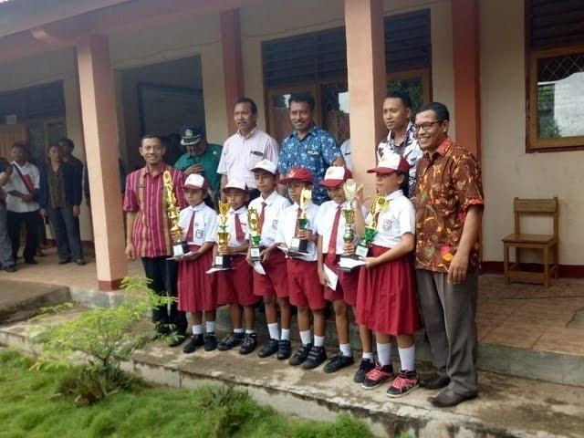 juara OSN tingkat Kabupaten Manggarai Timur
