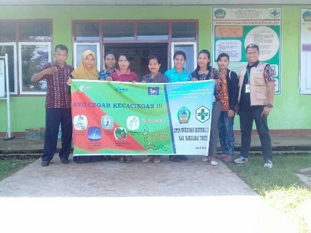 UPTD Puskesmas Benteng Jawa