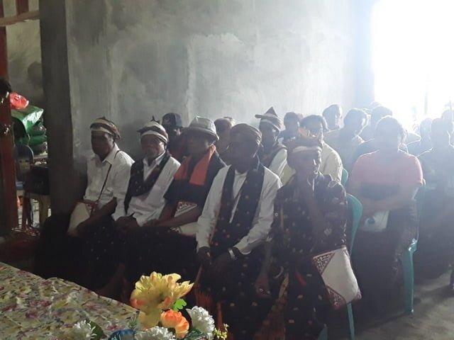 AMAN Wilayah Nusa Bunga sosialisasi masyarakat adat