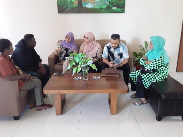 Pertemuan Komnas HAM dengan warga
