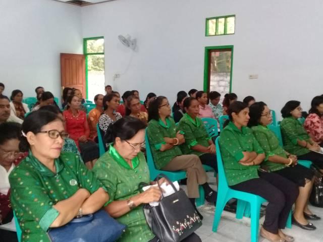Tim Penggerak PKK Kecamatan Borong dan Ranamese