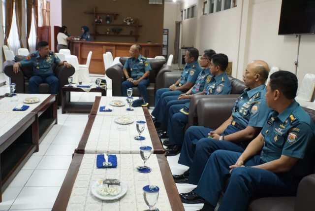 Supervisi Binpers TNI AL Tahun 2019