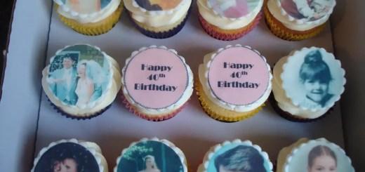 cupcake cumpleaños