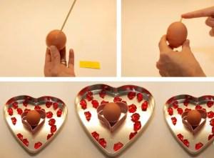 mensaje huevo