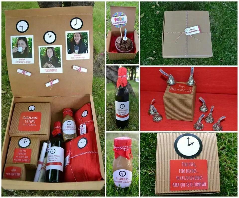 La caja de cumplea os diy sorpresas para tu pareja for Mulas mecanicas baratas