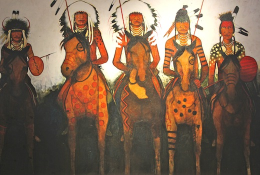 Elk River Warrior's Crow Indians Of The Northern Plains_RedStar 2