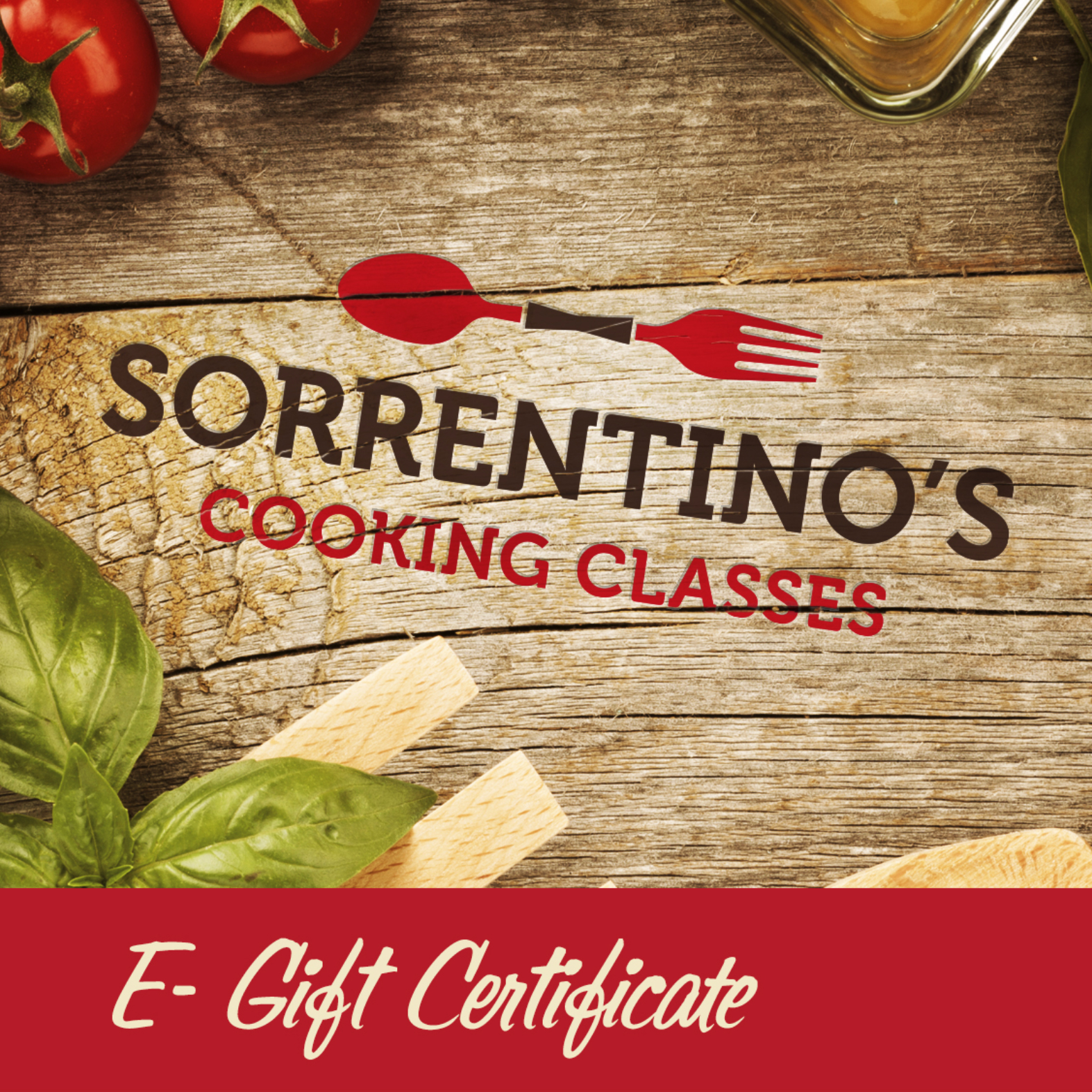 cooking class e gift certificate sorrentino s restaurant group