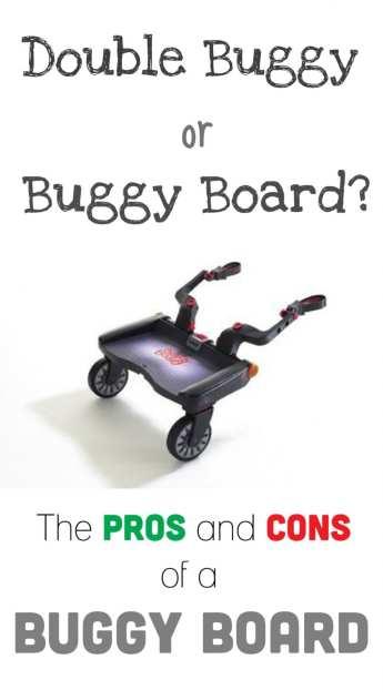 buggy board or double buggy