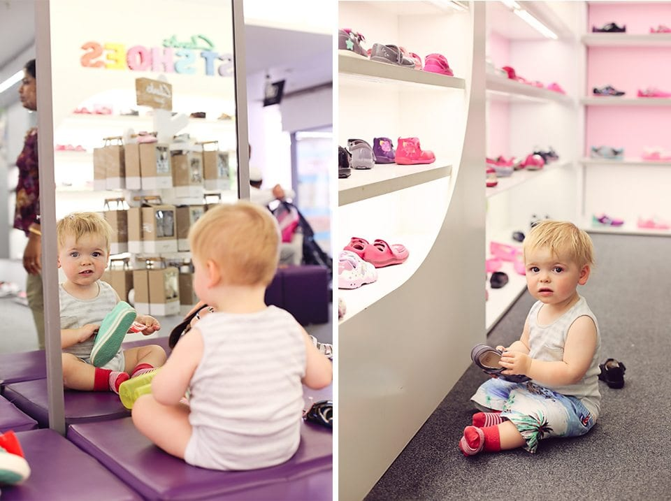 clarks first shoes experience