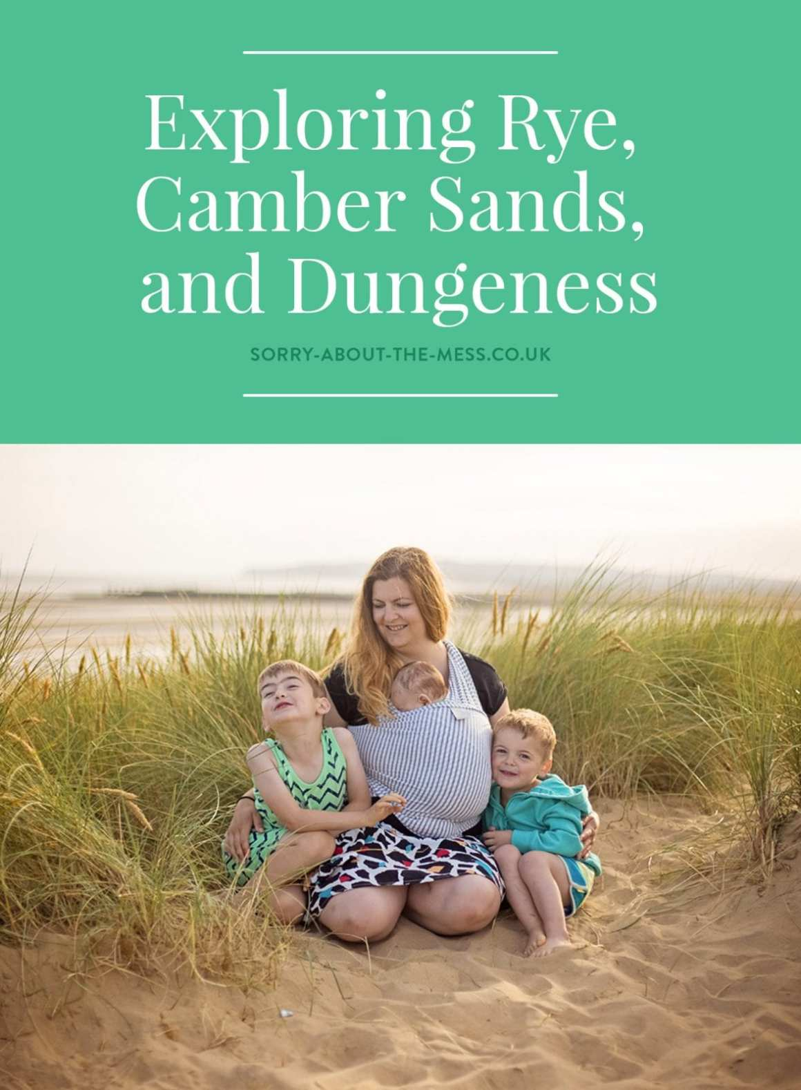 What to do in Rye, Camber Sands, and Dungeness on the UK East Sussex coastline. Family travel in the UK.