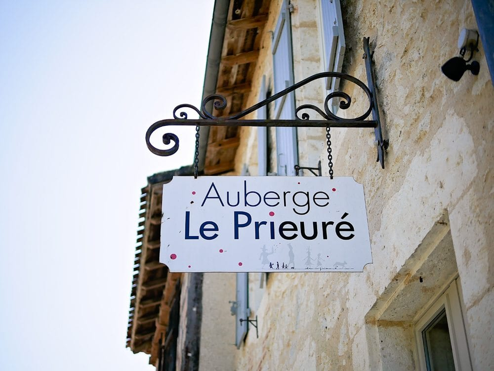 Auberge Le Prieure