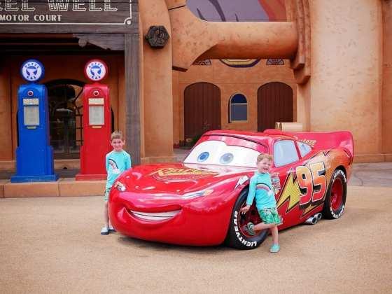 art of animation cars lightning mcqueen