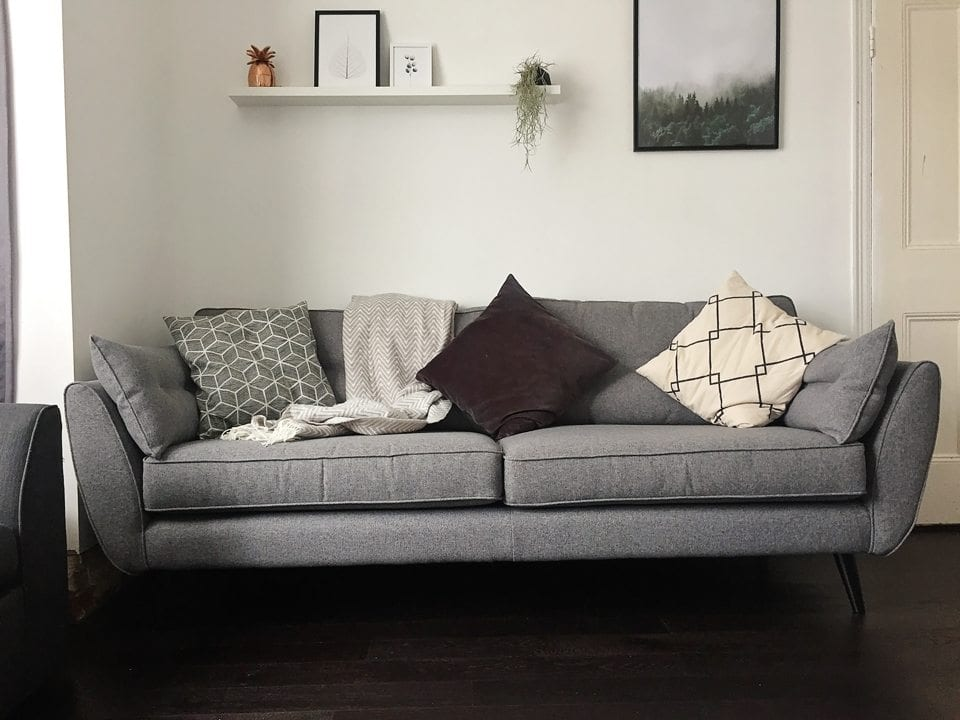 dfs french connection zinc 4 seater