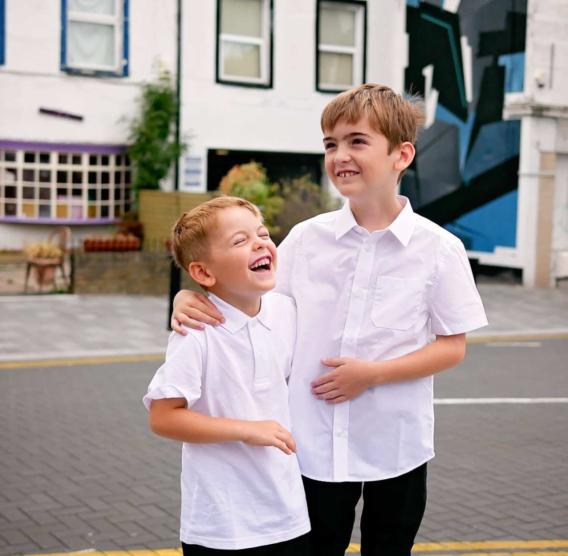 f&f tesco school uniform