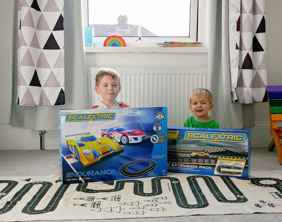 scalextric review