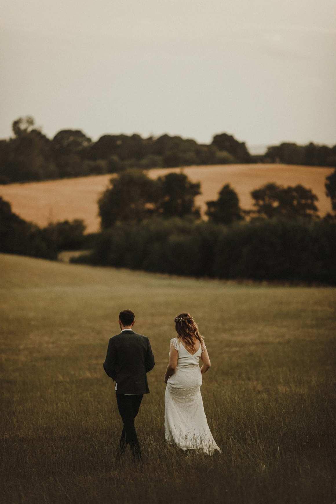 outdoor wedding venue UK