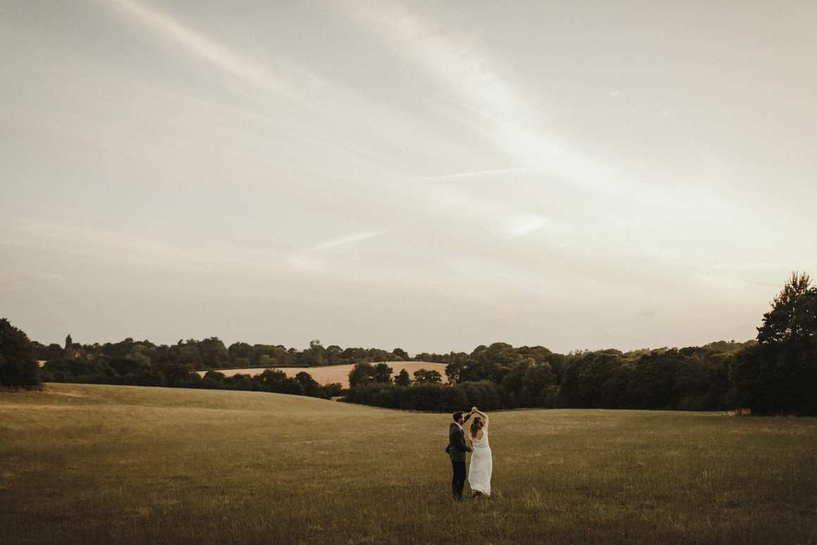 Hawthbush farm wedding