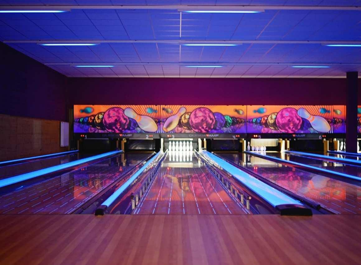 Bowling alley La Croix Du Vieux Pont
