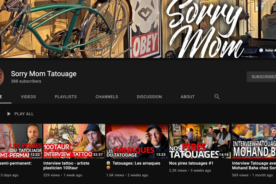 Face youtube