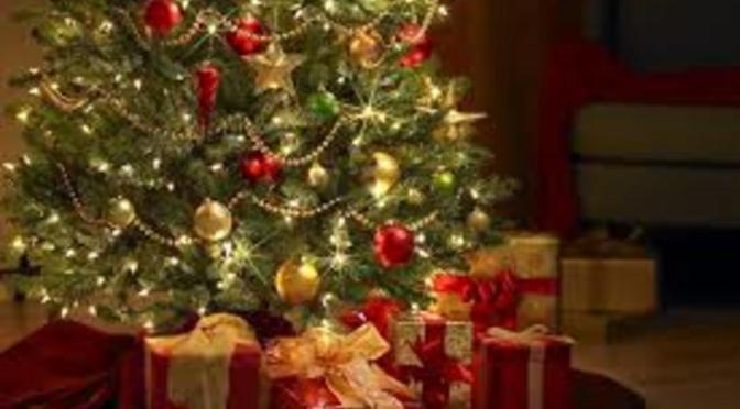 Jul- och nyårshälsningar