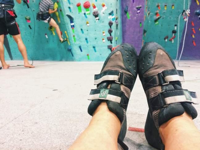 Rock Climbing NYC