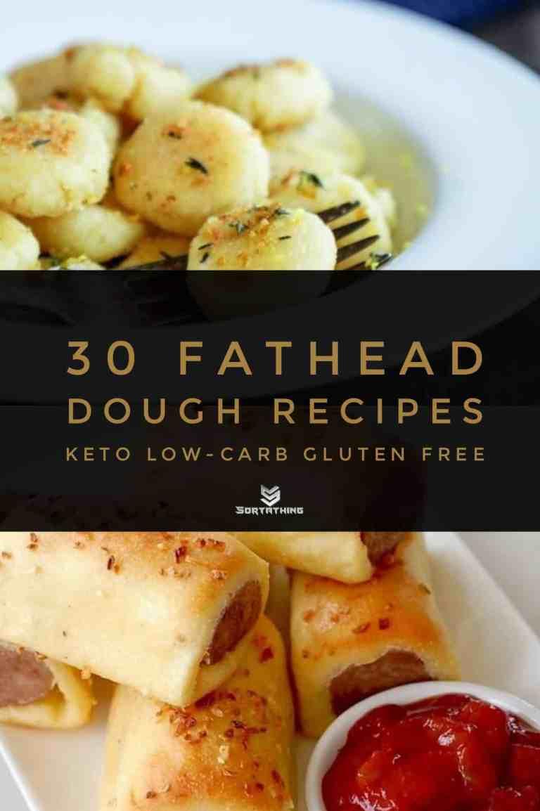 Fathead Keto Gnocchi & Sausage Rolls