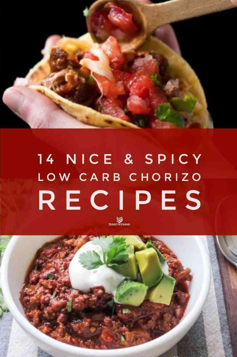 Keto & Gluten Free Choriquesa Tacos & Chorizo Skillet Chilli