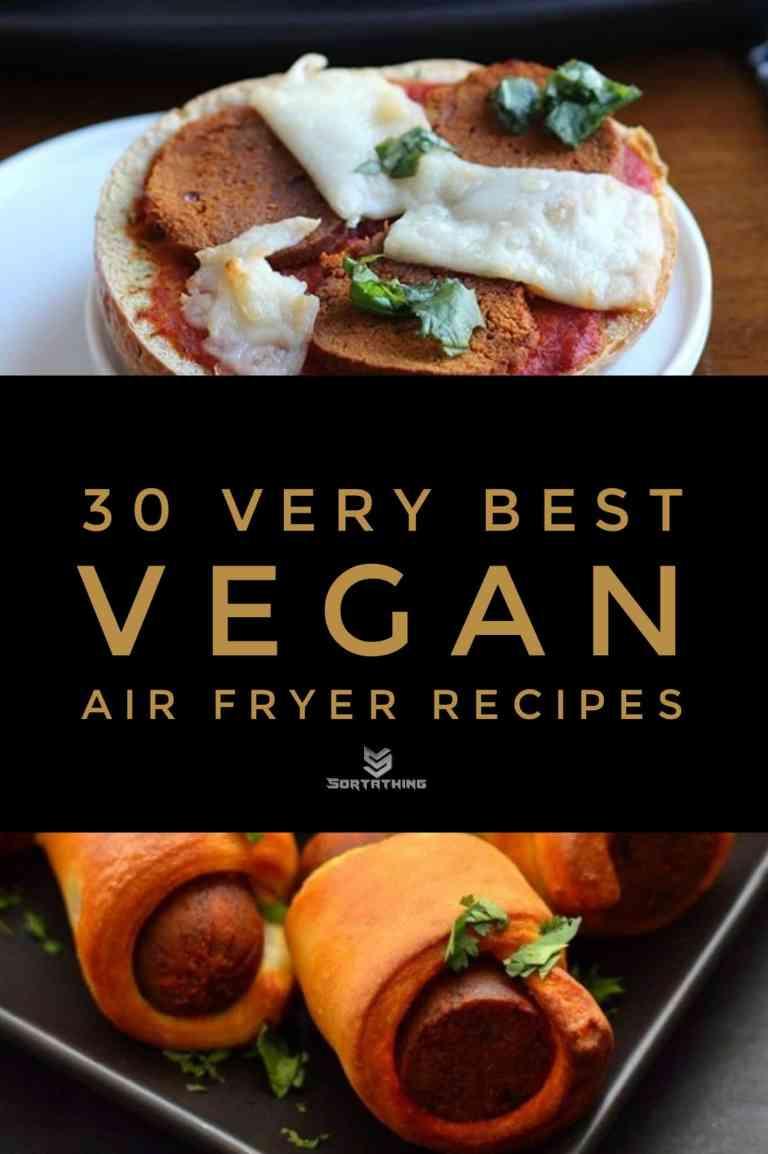 30 Very Best Vegan Air Fryer Recipes 7