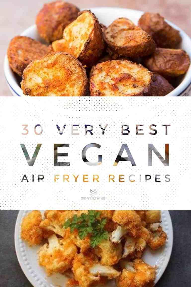 30 Very Best Vegan Air Fryer Recipes 3