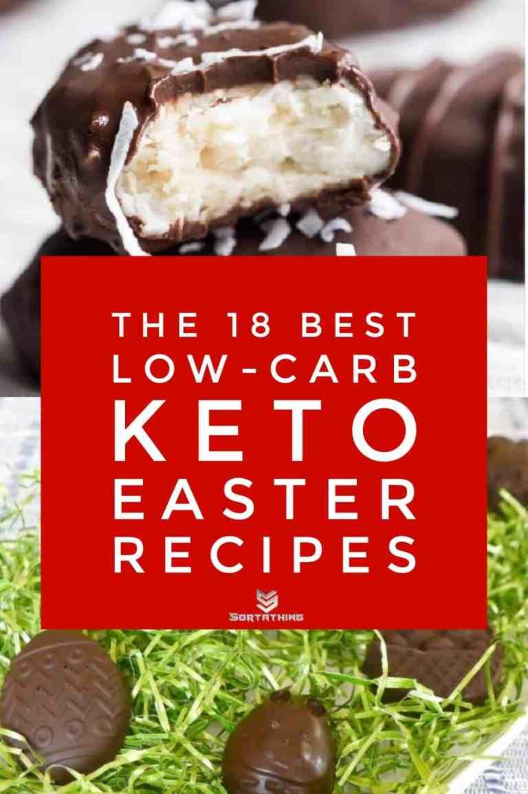 Paleo & Vegan Coconut Cream Eggs & Low Carb Pecan Easter Treats