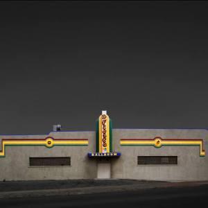 """""""Fiesta Ballroom, Bakersfield CA - Edition 3 of 9"""" - Original Artwork by Ed Freeman"""