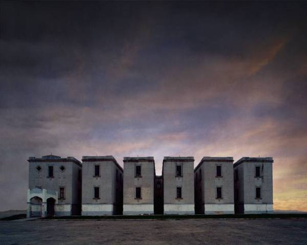 """Havana Apartments, 4 of 9"" - Open Edition Print by Ed Freeman"