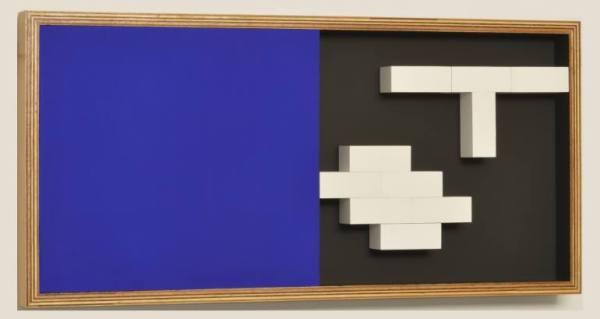 """""""INTERACTIVE MOBILE 0163, position A"""" - Original Artwork by Manuel Izquierdo"""