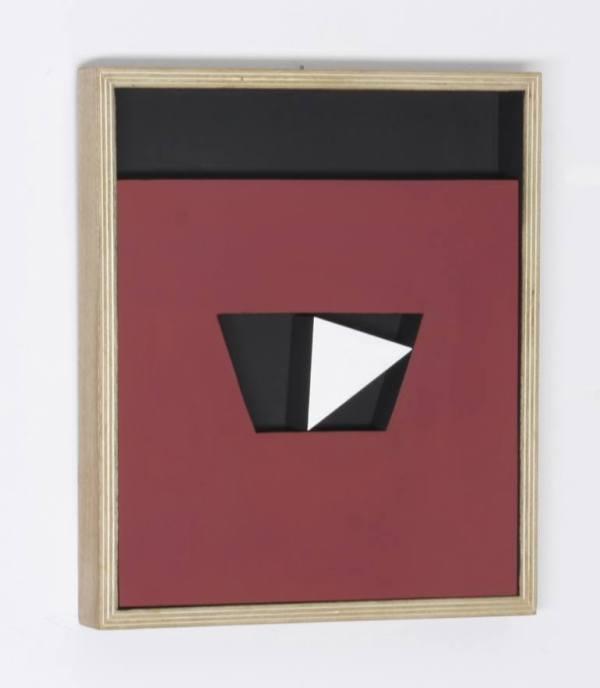 """""""INTERACTIVE MOBILE 060, position A"""" - Original Artwork by Manuel Izquierdo"""