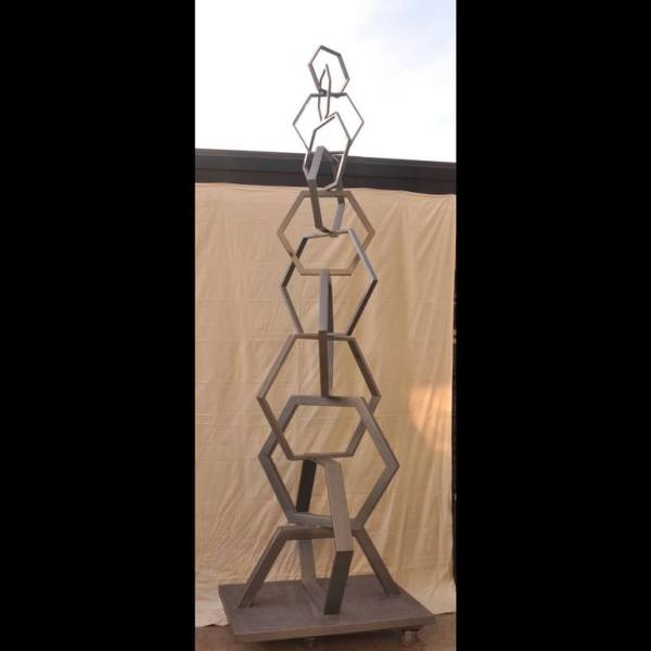 """Links"" - Original Artwork by Jeff Davis"