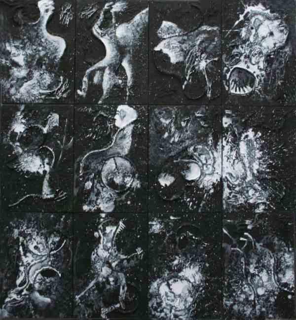 """""""Underworld 2"""" - Original Artwork by Frans Muhren"""