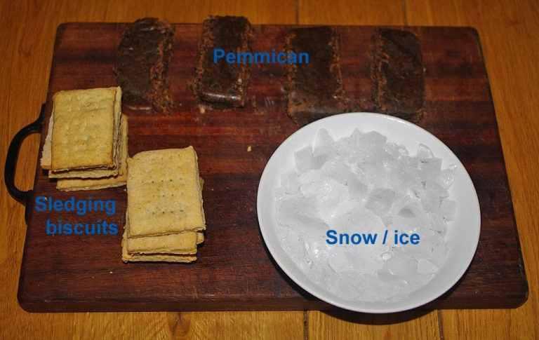 Hoosh Recipe - Antarctic Food