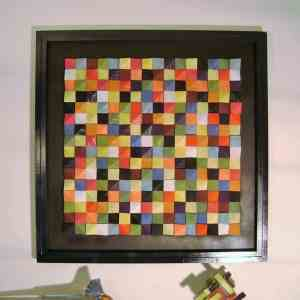 """Quilt 2"" - Original Artwork by bob bradford"