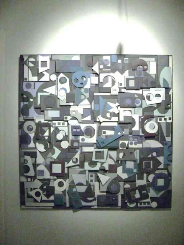 """blue by you"" - Original Artwork by bob bradford"