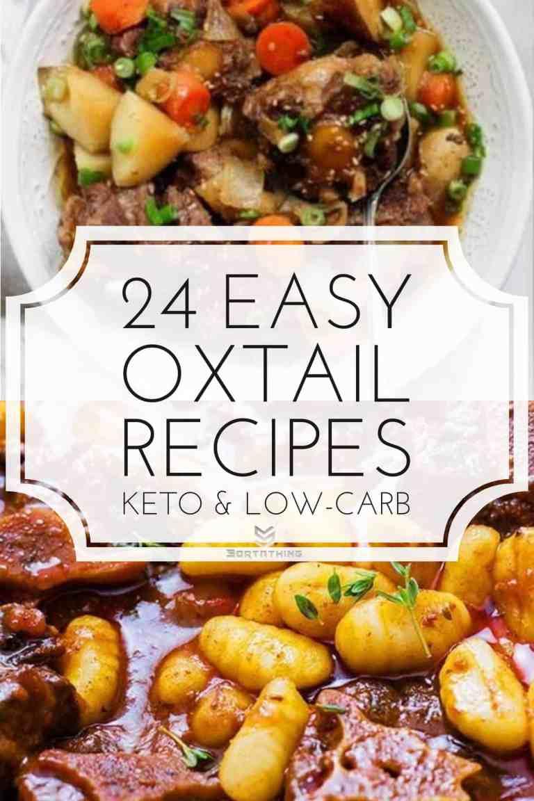 Slow Cooker Paleo Korean Braised Oxtail Gnocchi - Sortathing