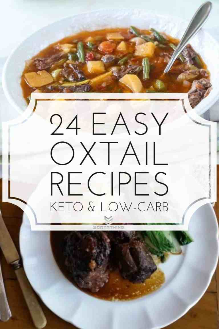 Oxtail Soup & Slow-Cooke Asian Oxtail - Sortathing