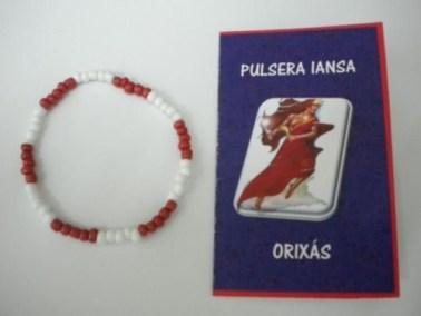 PULSERA ORIXÀ IANSA