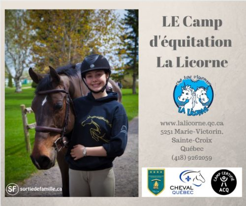 Camp La Licorne