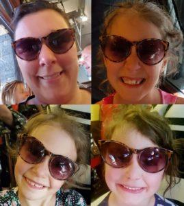 Isabelle et les filles