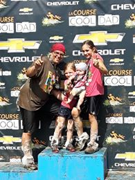 Cool dad race