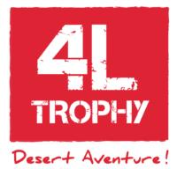 Logo du raid étudiant 4L Trophy au Maroc