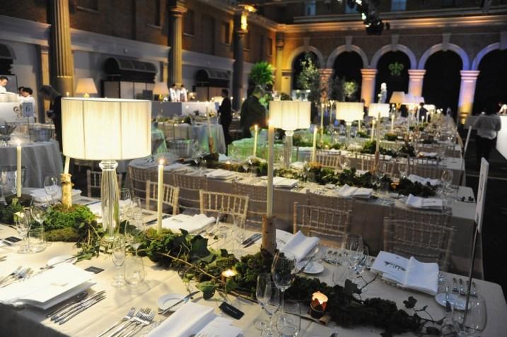 Relais & Chateaux Present 'Diner Des Grands Chefs London 2013'