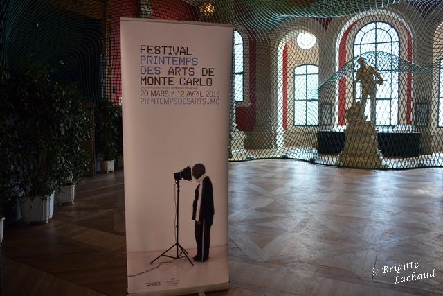 Printemps des arts Monaco conferere 14 BL 011