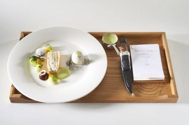 Norvege-Assiette