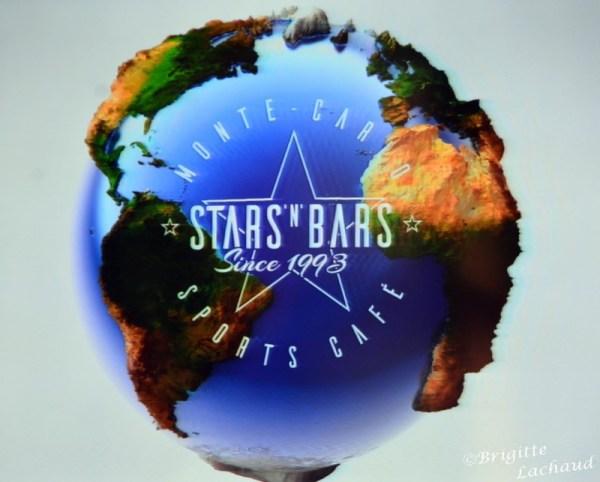 MONACO - STARS'N'BARS - NOUVEAU LOGO